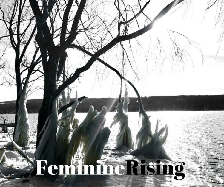 Feminine Rising BW by Danela Hess.png